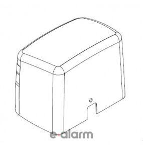 Ανταλλακτικό πλαστικό καπάκι για μοτέρ SL1000 CV 1000