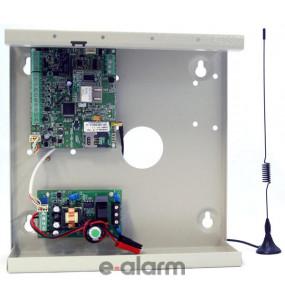 Ασύρματος πίνακας ελέγχου 64ων ζωνών Bus με GSM/GPRS και μονάδα IP JR JR KIT 4G GSM/GPRS/IP WL