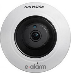 4 MP IP dome fisheye κάµερα HIKVISION DS 2CD2942F