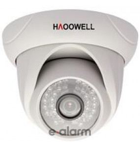AHD υπέρυθρη κάμερα οροφής 1MP, 720P HAOOWELL HW DD24 AHD 10