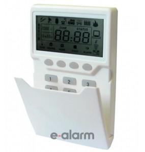 Ασύρματο πληκτρολόγιο FOCUS PB 500R LCD