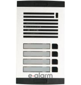 Ψηφιακή µπουτονιέρα για θυροτηλέφωνα της σειράς KAL, 4 κλήσεων KOCOM KAL S304