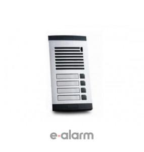 Ψηφιακή μπουτονιέρα για θυροτηλέφωνα της σειράς KAL, 4 κλήσεων KALS 304