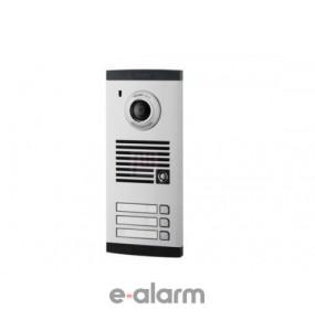 Μπουτονιέρα με έγχρωμη κάμερα εισόδου (Lobby Phone) KOCOM KVL C303i