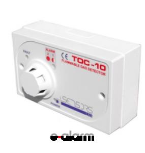 Ανιχνευτής IP διαρροής αερίου LPG PARKER TOC 10 12V