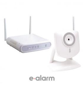 KIT Ασύρματης IP κάμερας NAPCO ISVWKIT1