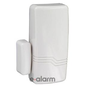 Ασύρματος ανιχνευτής κραδασμών με μαγνητική επαφή πόρτας, λευκός HONEYWELL SHKC8M