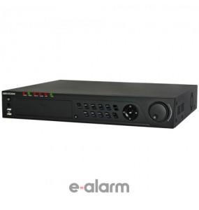 Ψηφιακό DVR, H.264, Dual stream, 8 αναλογικών ch+2 IP ch HIKVISION DS 7308HWI SH