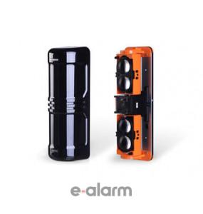 Beam 4πλής δέσμης εμβέλειας 250m φωτοηλεκτρικό ALEAN ΑΒΗ 250L OR