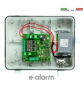 Ηλεκτρονικός πίνακας ελέγχου για φωτεινούς σηματοδότες ACNSEM3L