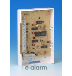 4208U Module εισόδου 8 ζωνών Honeywell Μονάδες απομακρυσμένου σημείου Universal 8 μονάδων