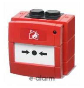 Εξωτερικό µπουτόν αναγγελίας φωτιάς BENTEL FC421CP