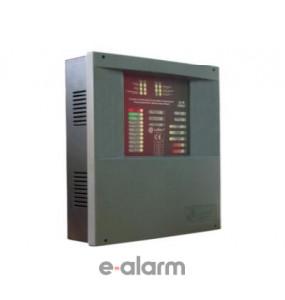 Πίνακας πυρανίχνευσης 2 ζωνών, µε λειτουργία κατάσβεσης COFEM CLVR02EXT