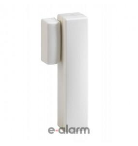 Ασύρματη μαγνητική επαφή πόρτας / παραθύρου, λευκή HONEYWELL DO800M
