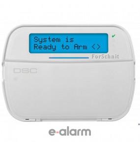 Ασύρµατο LCD πληκτρολόγιο DSC HS2LCDWF8E1