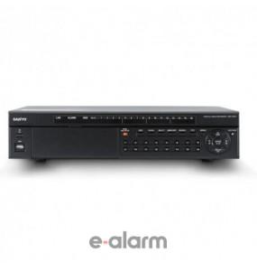 Δικτυακό σύστημα καταγραφής 16 καναλιών MPEG-4 SANYO DSR 2016