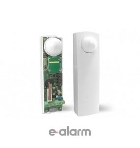 Ανιχνευτής διπλής τεχνολογίας για κουρτίνα, για πόρτες και παράθυρα AMC DT 16