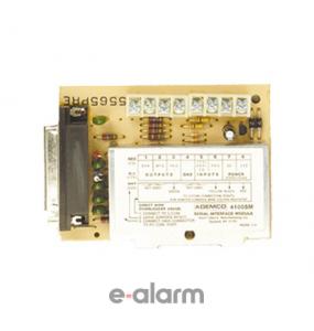 4100SN Σειριακή κάρτα (module) σύνδεσης με εκτυπωτή Honeywell Σειριακές κάρτες σύνδεσης