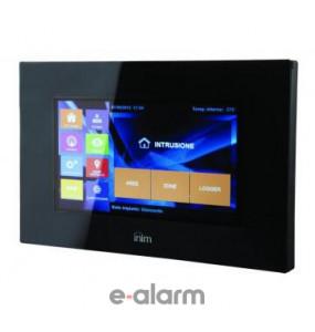 """ALIEN-G/N Multimedia Πληκτρολόγιο Με Οθόνη Αφής 7"""" ΙΝΙΜ ΕLΕCΤRΟΝΙCS Multimedia Πληκτρολόγια Με Οθόνη Αφής Μαύρο χρώμα"""