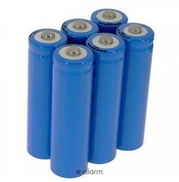 EUIL18650MJ Mπαταρία Λιθίου 1500 mAh 3.7V χωρίς PCM HIGH POWER GP BATTERIES Μπαταρίες Λιθίου Για Πολλές Χρήσεις Υπερβολικής Υψηλής Ενέργειας
