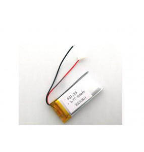 EUILP-501235 Επαναφορτιζόμενη Μπαταρία Λιθίου 3.7V 150 MAh Με PCM & Καλώδιο E-ALARM Μπαταρίες Επαναφορτιζόμενες Λιθίου Προσφέρουν Εξαιρετική Ενέργεια