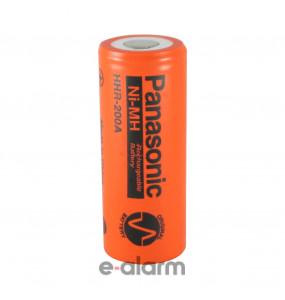EUNBK-200A Επαναφορτιζόμενη μπαταρία 4/5 A 2000 mAh NiMH Panasonic Μπαταρίες Επαναφορτιζόμενες Ιδανικές Για Πολλές Χρήσεις και μεγάλη διάρκεια ζωής
