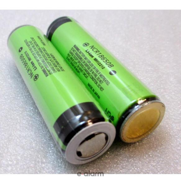 EUNL18650-3400 Mπαταρία Λιθίου 3400 mAh 3.7V χωρίς PCM Panasonic Μπαταρίες Λιθίου Για Πολλές Χρήσεις Υπερβολικής Υψηλής Ενέργειας