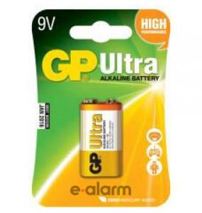Αλκαλικές μπαταρίες ενισχυμένες LR06 AA GP BATTERIES GPAU15-B4 Μπαταρίες χωρίς καθόλου υδράργυρο