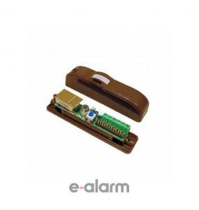 GateWatch/M Διπλός Εξωτερικός Ανιχνευτής Κουρτίνας (PIR & MW) DE TECH SRL Διπλοί Εξωτερικοί Ανιχνευτές Κουρτίνας