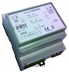 IGKNX-100 KNX Interface για πίνακες της σειράς SmartLiving ΙΝΙΜ ΕLΕCΤRΟΝΙCS Interface για πίνακες