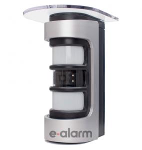 OMV-VX Εξωτερικός Ανιχνευτής Οπτικής Αναγνώρισης Videofied Ανιχνευτές με ασύρματη κάμερα με PIR