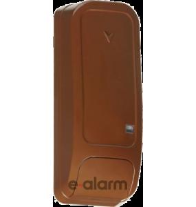 PG8945-B  Ασύρματη Καφέ Μαγνητική Επαφή DSC Ασύρματες Μαγνητικές Επαφές Κατάλληλες Για Πόρτες Και Παράθυρα καφέ χρώματος