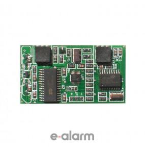 RTM-01 Μονάδα τηλεχειρισμού και φωνητικών μηνυμάτων για τους πίνακες συναγερμού Sigma Security Μονάδες τηλεχειρισμού και φωνητικών μηνυμάτων