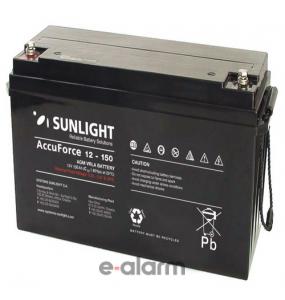 Μπαταρία Φωτοβολταϊκών 12V 150Ah SunLight AccuForce 12-150AH S ιδανική για εφαρμογές βαρέως τύπου