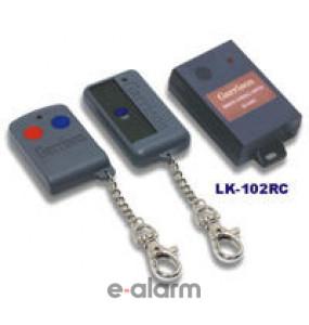 LK-102P-RD Σετ τηλεχειρισμού ενός (1) καναλιού για σύστημα ασφαλείας Garrison για σύστημα ασφαλείας