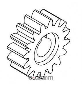 Ανταλλακτικό γρανάζι Ζ12/m4 για μοτέρ SL600 GEAR 600