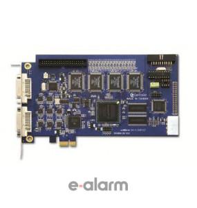 Κάρτα ψηφιακής καταγραφής 16 καναλιών Real Time GEOVISION GV1480 16
