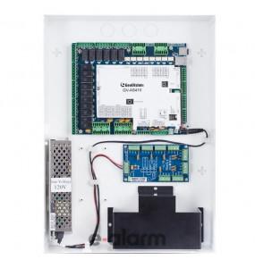 Μονάδα ελέγχου για 4 πόρτες GEOVISION GV AS410 ΚΙΤ