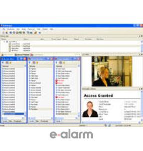 Λογισμικό ελεγχόμενης πρόσβασης GEOVISION GV ASManager