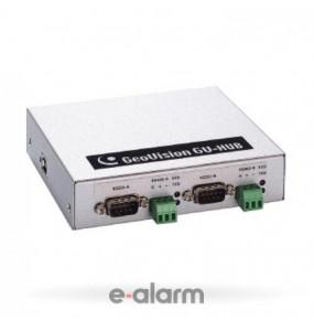4 σειριακές είσοδοι RS232/485 μέσω θύρας USB GEOVISION GV HUB V2
