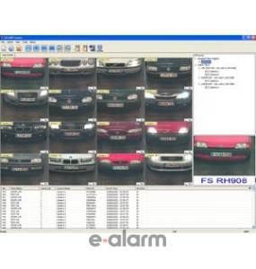 Λογισμικό για 1 κάμερα GEOVISION 1 Cam LPR
