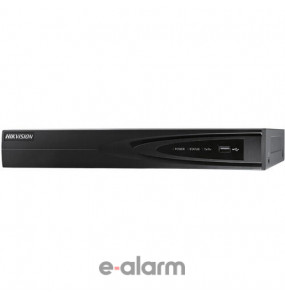ΔΙΚΤΥΑΚΟ NVR, H.264, Dual stream, IP video input: 4-ch HIKVISION DS 7604NI SE