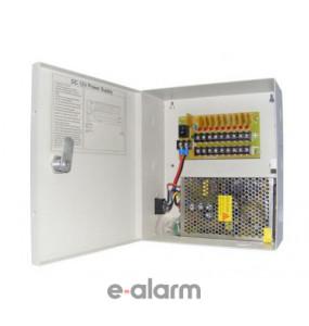 HT1209-5A Τροφοδοτικό καμερών E-ALARM Τροφοδοτικά καμερών