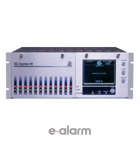 Κεντρικός σταθμός λήψης σημάτων κωδικοποιητών SG-DRL3 STD DSC SUGAR GARD SYSTEM III KIT 1