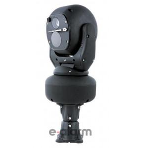 Κινητή μονάδα με κάμερα Sony και Θερμική κάμερα DRS Silent OCULUS Ti