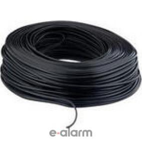Καλώδιο δικτύου UTP και ρεύματος, μαύρο για υπόγεια χρήση FS UTP CAT 6 + 2x1,5mm²