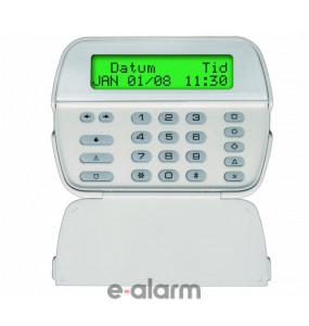 LCD πληκτρολόγιο  DSC με ενσωματωμένο ασύρματο δέκτη DSC RFK 5500