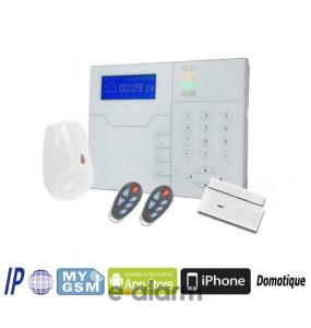 Ασύρματο σύστημα ασφάλειας (ΣΕΤ) FOCUS ST VGT TCP/IP