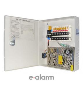 HT1209-10A Τροφοδοτικό καμερών E-ALARM Τροφοδοτικά καμερών