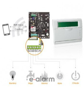Τηλεφωνικός επιλογέας - επικοινωνητής GSM AMC VOXOUT